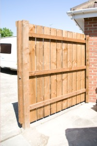 Fencing built by Ashtons handyman services