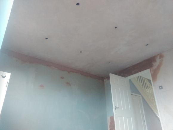 ceiling plstering
