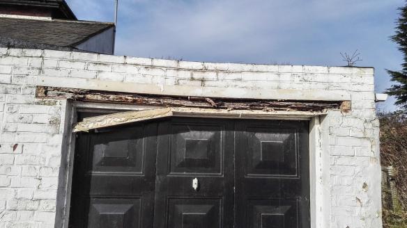 Rotten Garage Door Lintel Moneysavingexpert Com Forums