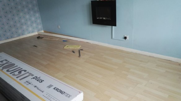 Laminate Flooring Skirting Ashtons Handyman Property Services