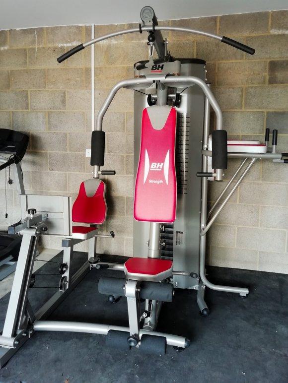Multi Home Gym,home gym assembly