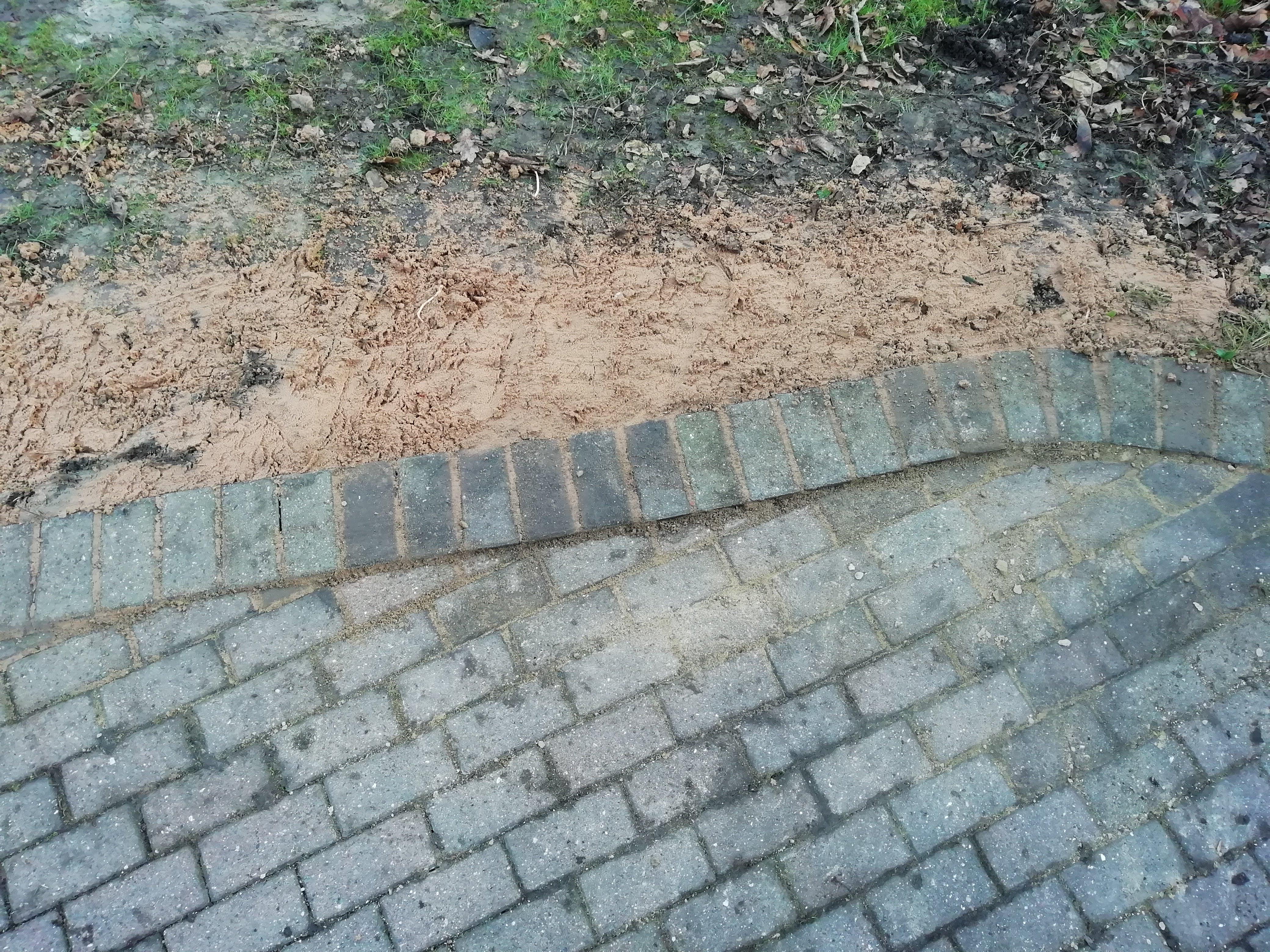 Brick Drive Ashtons Handyman Services